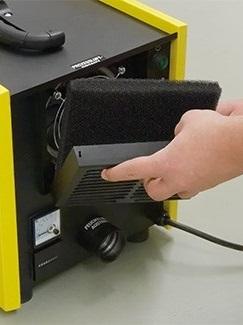 Функции осушителя Trotec TTR 200